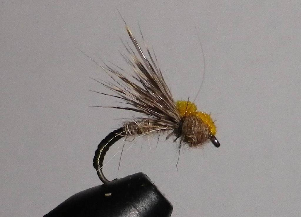 Fiche de montage : Bubble caddis Lurefil