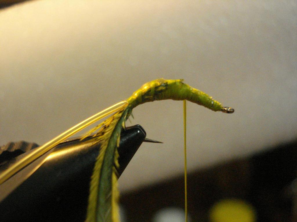 Montage de mouche